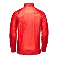 Black Diamond Deploy Wind Shell Hyper Red