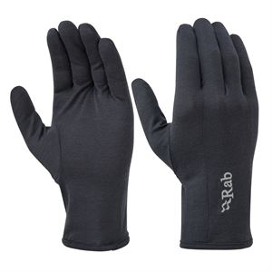 Rab Men's Forge 160 Glove Ebony