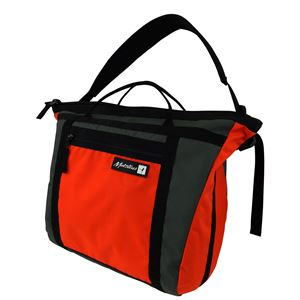 Metolius Gym Bag Orange/Grey