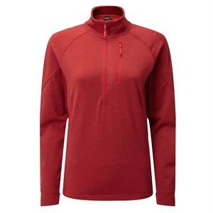 Rab Women's Nucleus Pull-On Crimson
