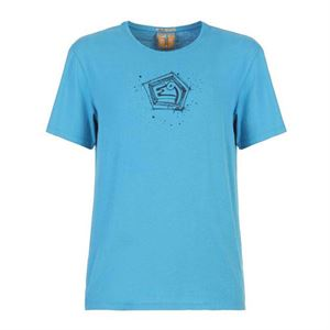 E9 Men's Bug T-Shirt Cobalt Blue