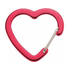 Edelrid Corazon Heart-Shaped Accessory Karabiner