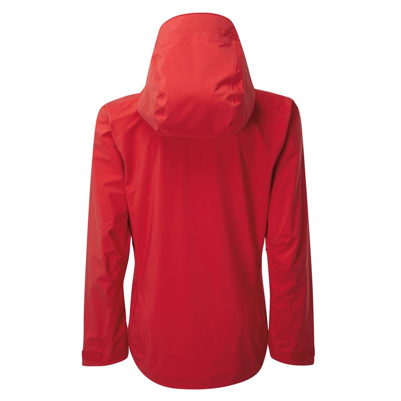 Rab Women's Firewall Jacket Ruby