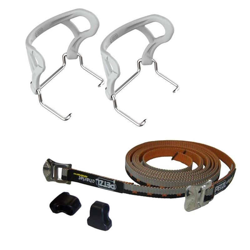 Petzl Back Flex Bail with Straps (pair)