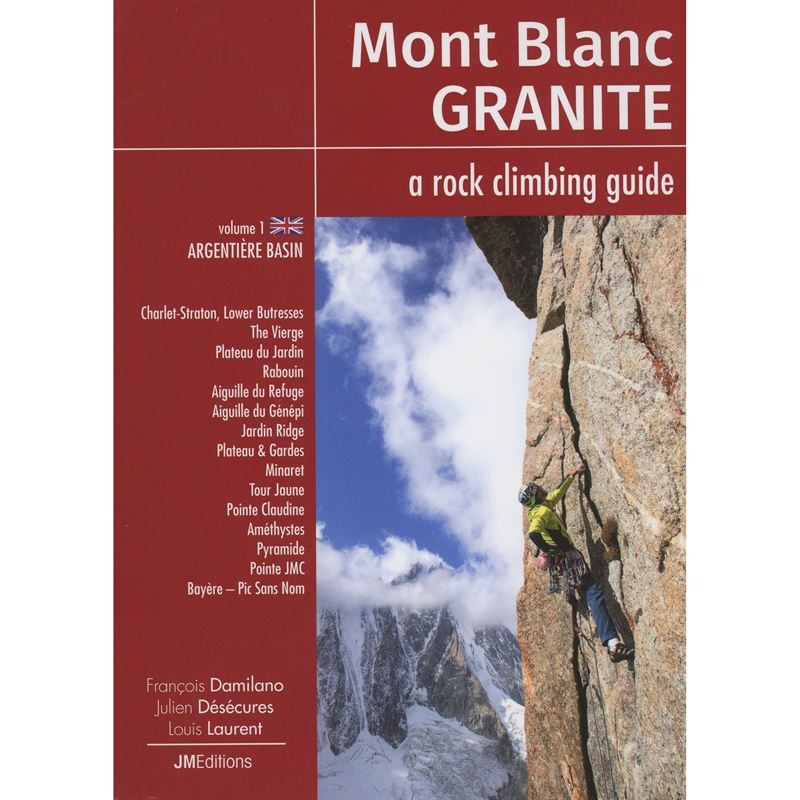 Mont Blanc Granite Volume 1