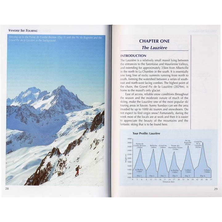 Vanoise Ski Touring pages