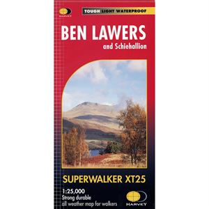 Harvey Superwalker XT - Ben Lawers