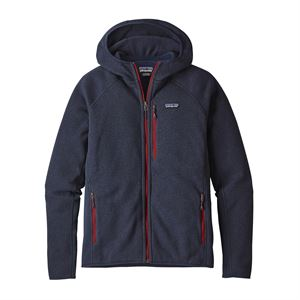 Patagonia Men's Performance Better Sweater Fleece Hoody Navy Blue
