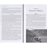 Trekking in Bolivia pages