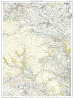 OS OL1 The Peak District - Dark Peak east sheet
