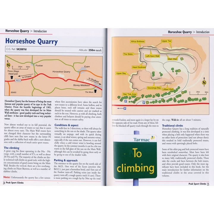 From Horseshoe to Harpur Hill pages