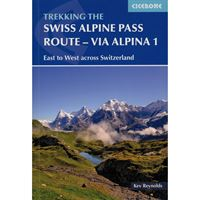 Swiss Alpine Pass Route