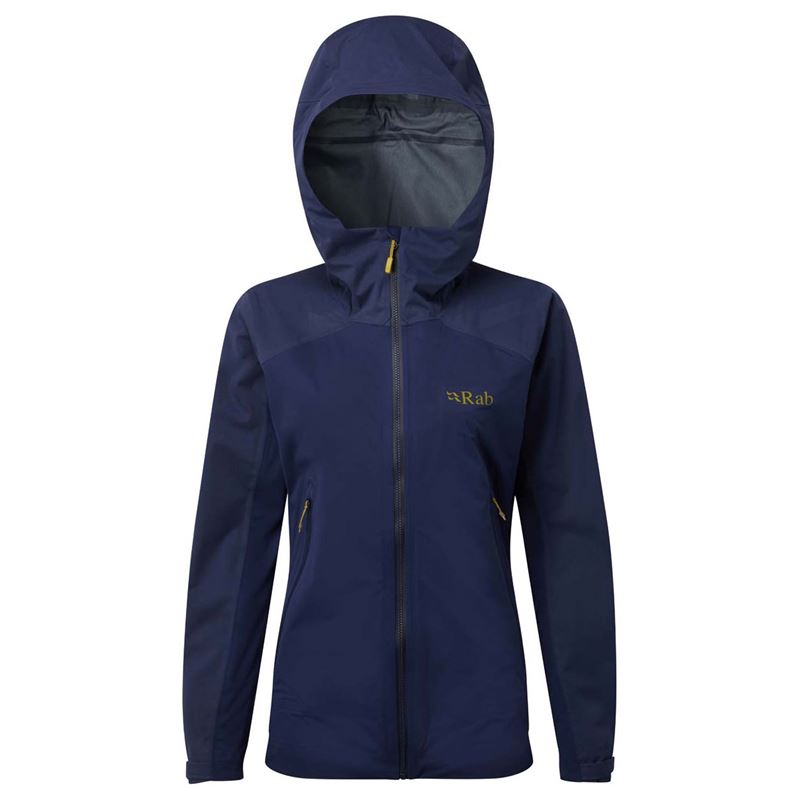 Rab Women's Kinetic Alpine Jacket Blueprint