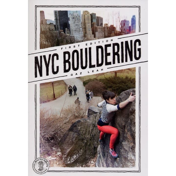 NYC Bouldering