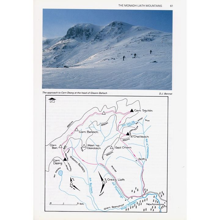 Ski Mountaineering in Scotland page