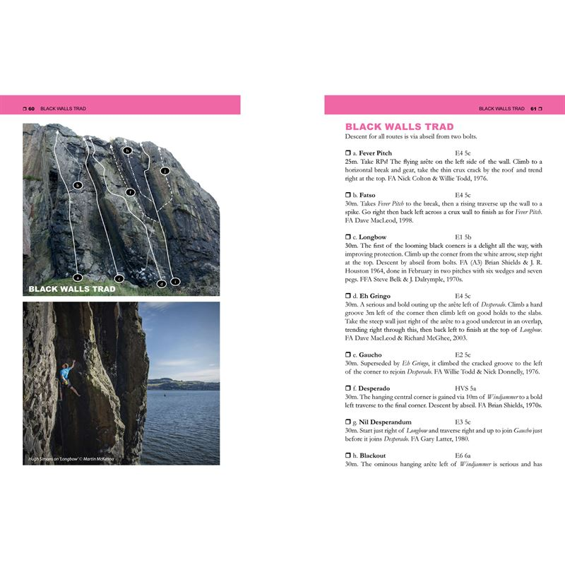 Dumbarton Rock pages