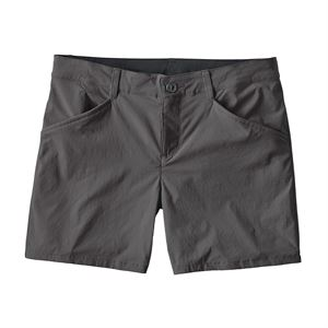 Patagonia Women's Quandary Shorts Forge Grey
