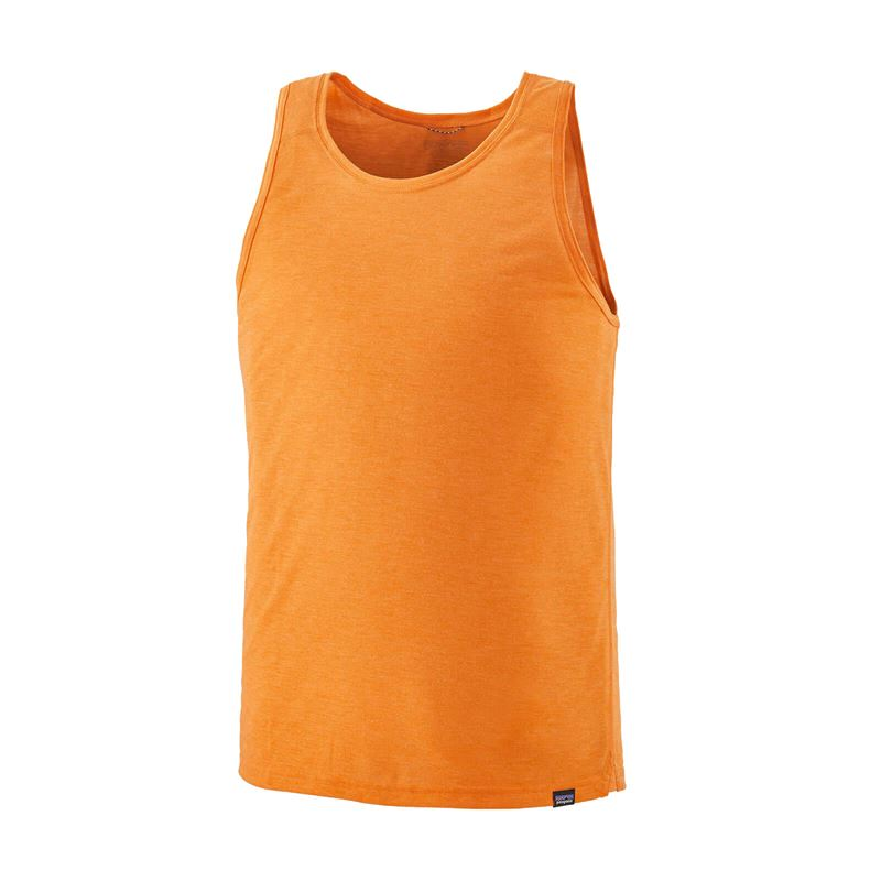 Patagonia Men's Capilene Cool Trail Tank Mango