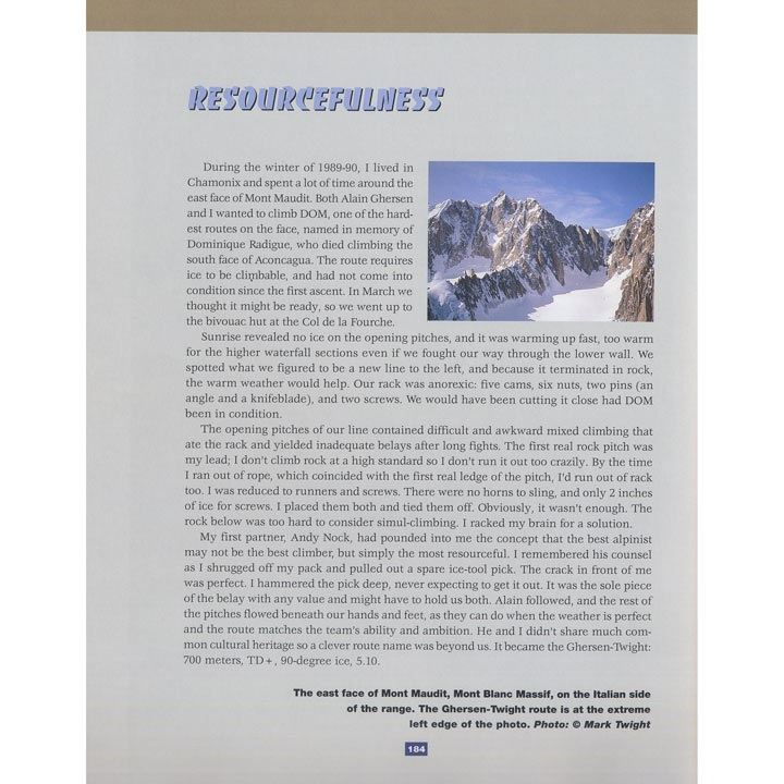 Extreme Alpinism pages