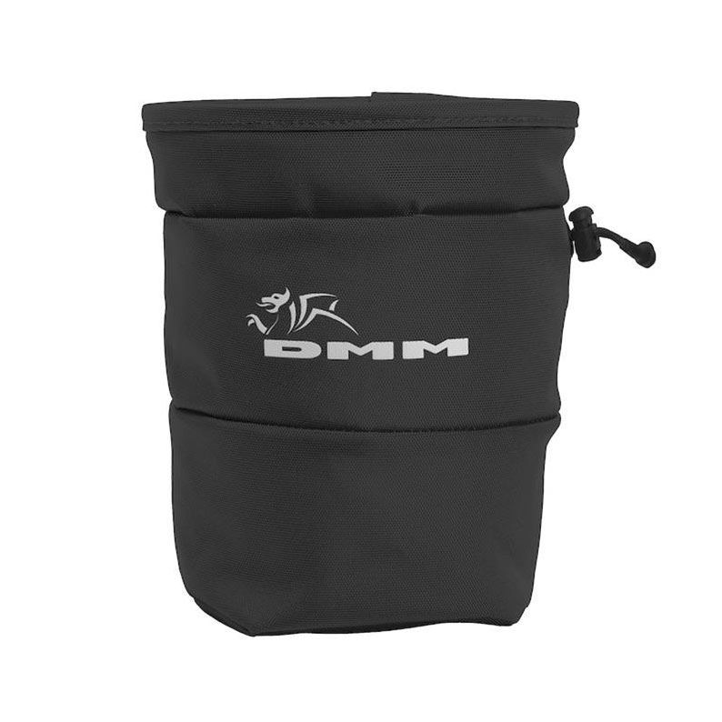 DMM Tube Chalk Bag Black