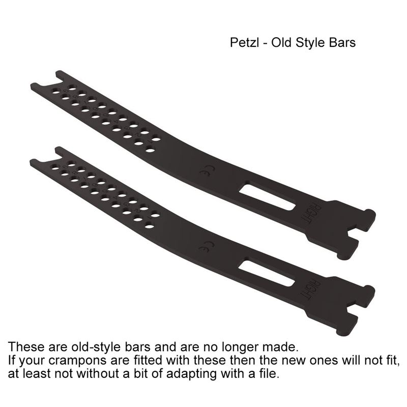Petzl Crampon Bars Medium (old type)