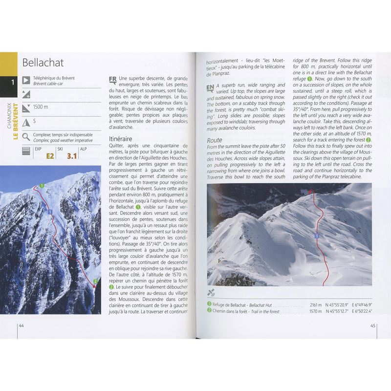 Mont Blanc Off Piste pages