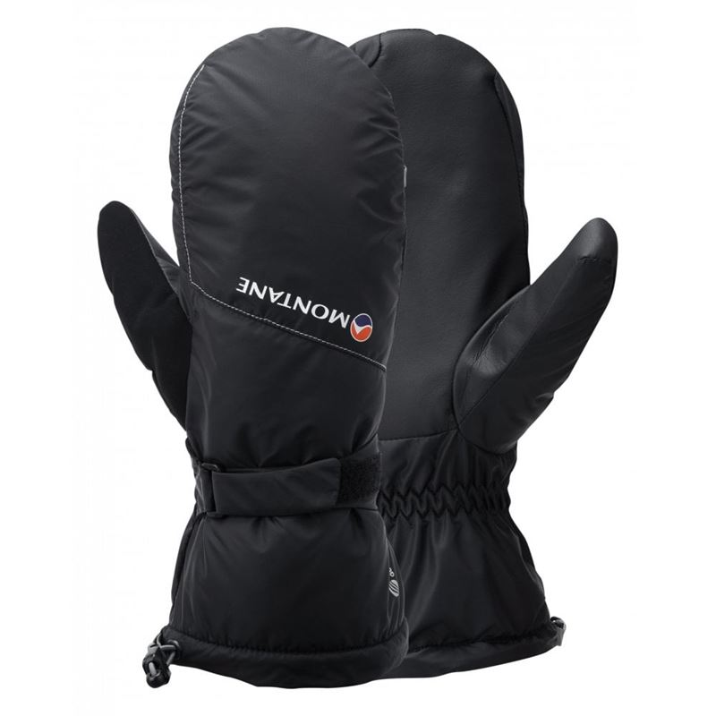 Montane Extreme Mitts Black