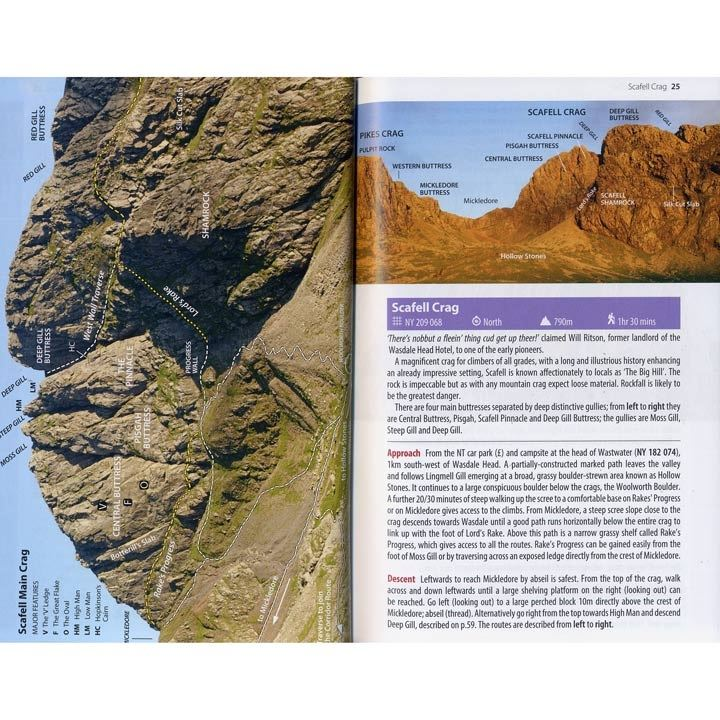 Scafell & Wasdale pages
