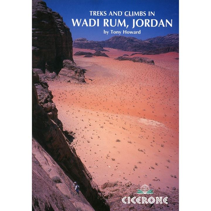 Treks and Climbs in Wadi Rum, Jordan