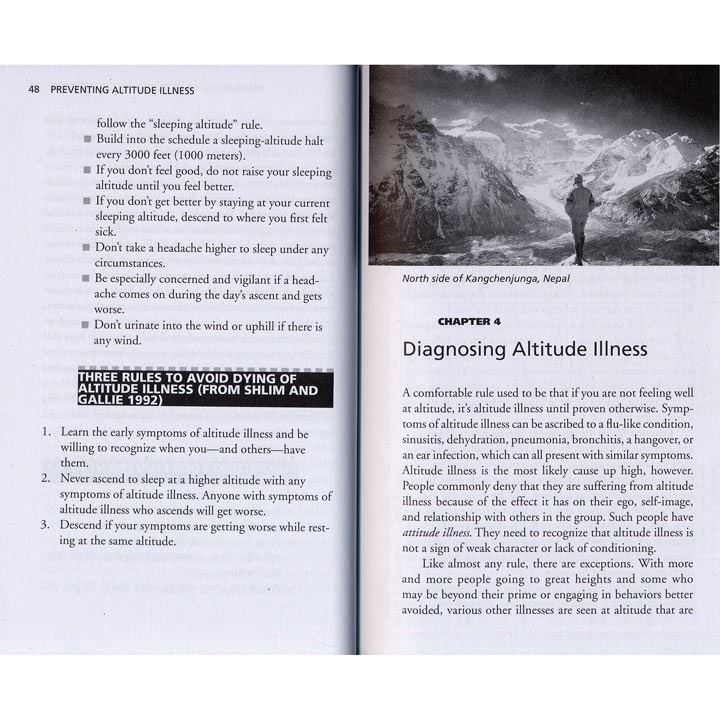 Altitude Illness: Prevention and Treatment pages