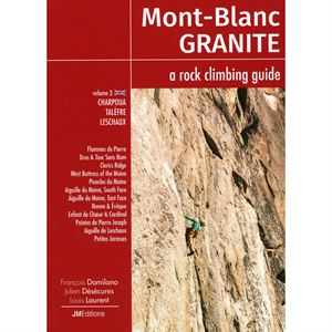Mont Blanc Granite Volume 3