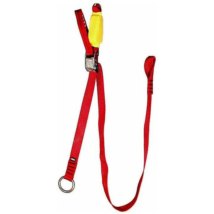 Yates Adjustable Daisy Strap with Built-In Screamer Red