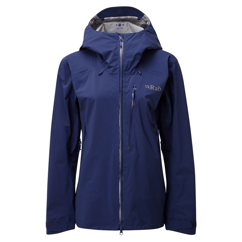 Rab Women's Firewall Jacket Blueprint