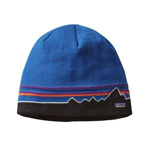 Patagonia Beanie Hat Classic Fitz Roy: Andes Stripe
