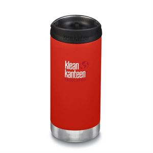 Klean Kanteen TKWide 355ml Post Box Red