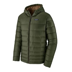 Patagonia Men's Hi-Loft Down Hoody Kelp Forest