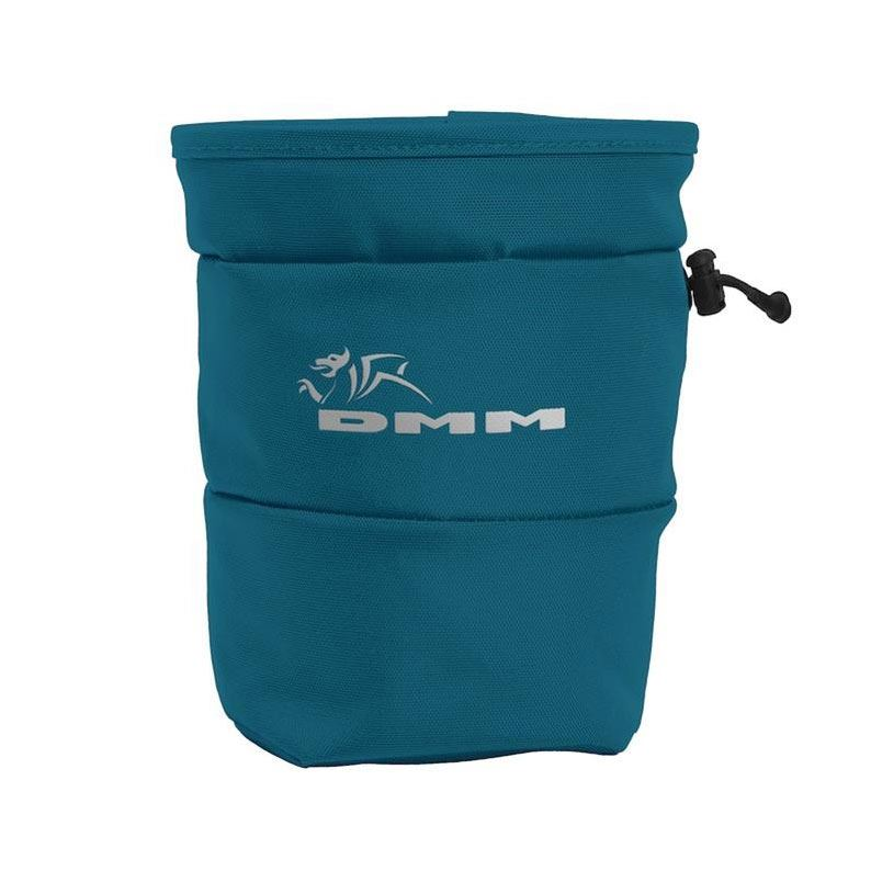 DMM Tube Chalk Bag Blue
