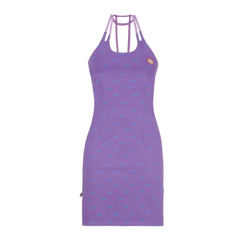 E9 Women's Cloe Dress Malva
