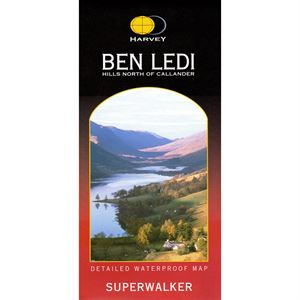Harvey Superwalker - Ben Ledi