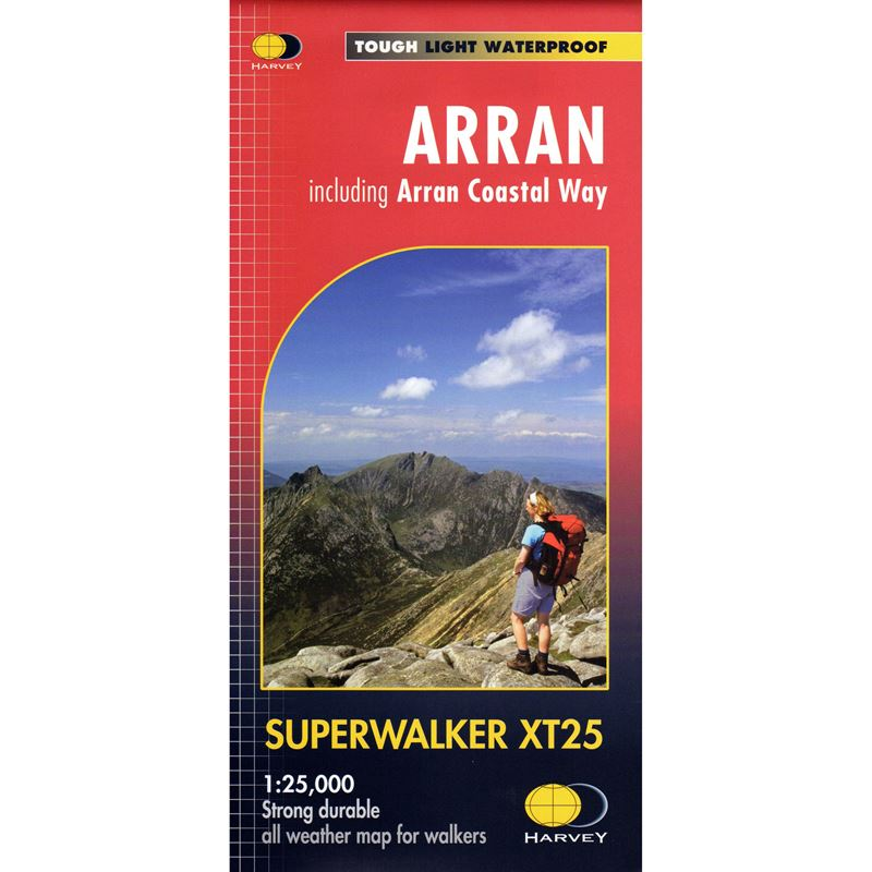 Harvey Superwalker XT - Isle of Arran
