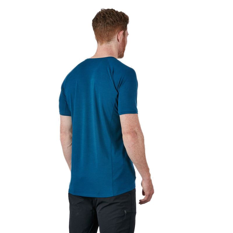Rab Men's Forge SS Tee  Ink