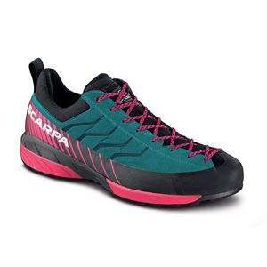 Scarpa Mescalito Women's Green-Rose