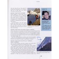 Mountaineering - The Essential Skills for Mountain Walkers page