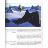 Mountaineering in Antarctica page