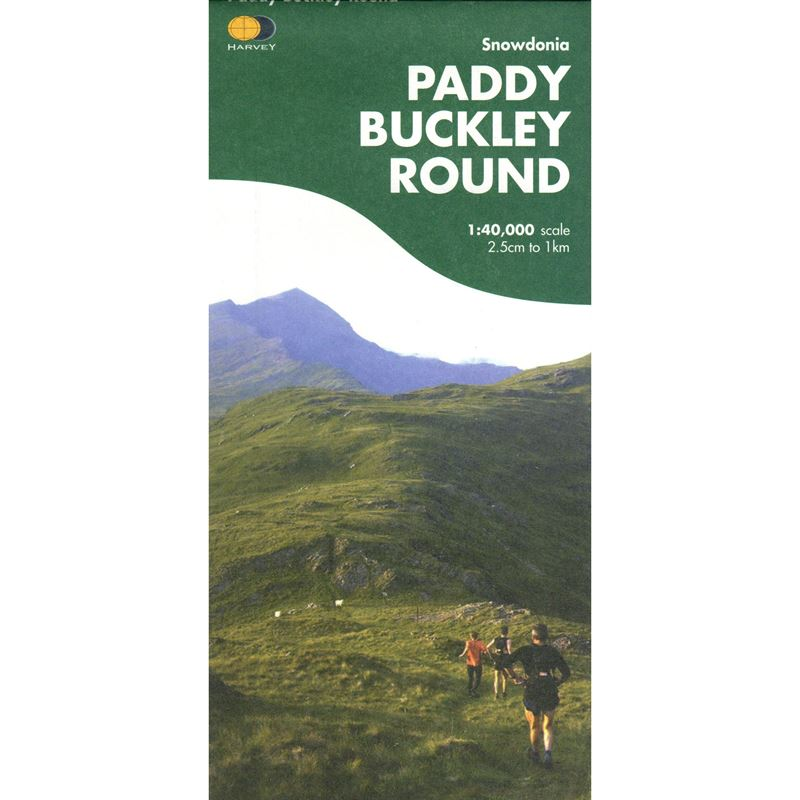 Harvey Map - Paddy Buckley Round