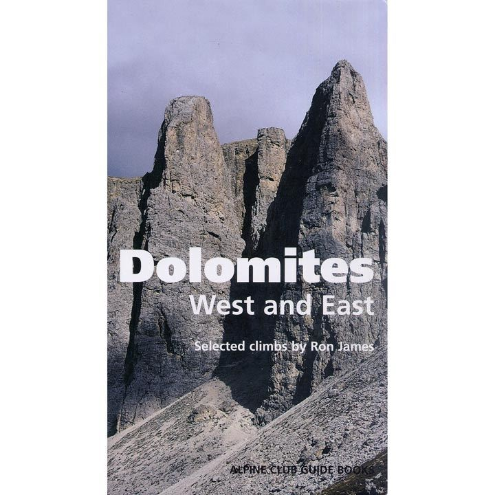 Dolomites West and East