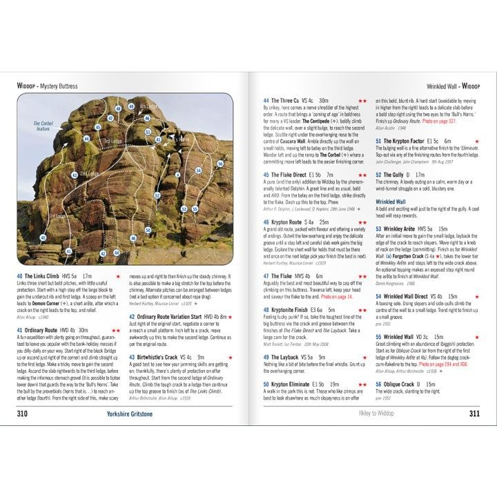 Yorkshire Gritstone Volume 2 pages
