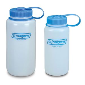 Nalgene Loop Top Polythene Bottles