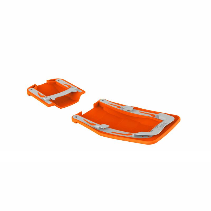 Petzl Vasak and Sarken Antisnow