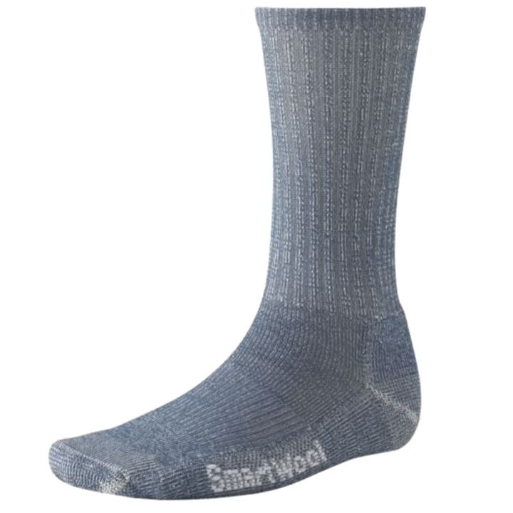Smartwool Hike Light Crew Sock Denim